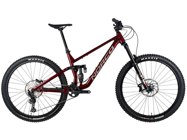 Norco Bicycles Sight A2, rojo